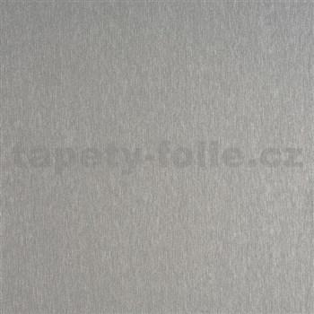 Samolepící fólie stříbrná hladká - 45 cm x 15 m