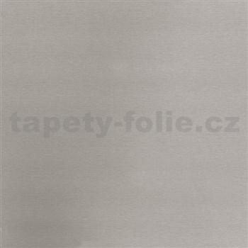 Samolepící tapeta kartáčovaný kov - 67,5 cm x 10 m