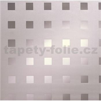 Statická tapeta transparentní Caree - 67,5 cm x 1,5 m (cena za kus)