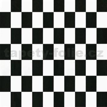 Samolepící tapety  - šachovnice 45 cm x 15 m