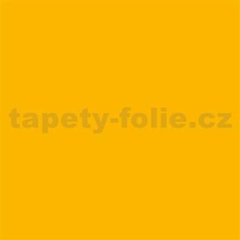 Samolepící folie d-c-fix - žlutá 45 cm x 15 m