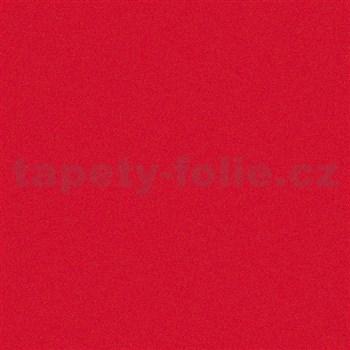 Samolepící tapety - velur červený 45 cm x 5 m