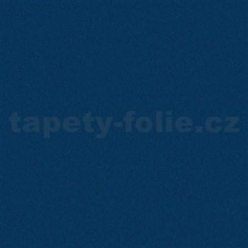 Samolepící tapety velur modrý 45 cm x 5 m