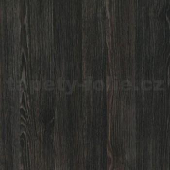 Samolepící tapety - dub Scheffield tmavý 45 cm x 15 m