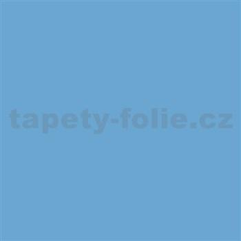 Samolepící fólie světle modrá - 67,5 cm x 2 m (cena za kus)
