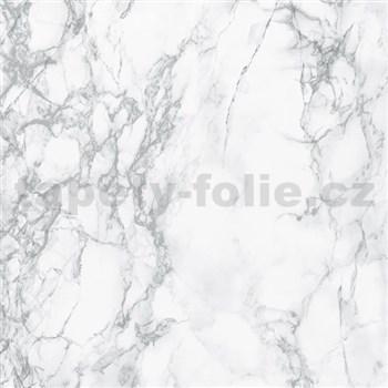 Samolepící tapety  - mramor Marmi šedá 45 cm x 15 m