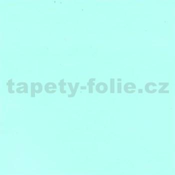 Samolepící tapety mentolová - 45 cm x 15 m
