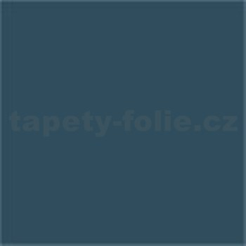 Samolepící tapeta petrolejová  - 67,5 cm x 2 m (cena za kus)