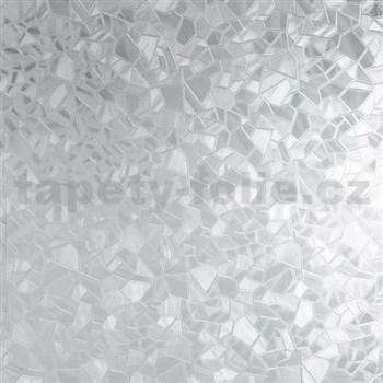 Samolepící tapety  transparentní třísky 45 cm x 15 m