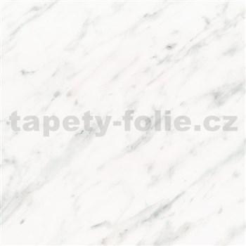 Samolepící tapety  - mramor Carrara šedá 45 cm x 15 m