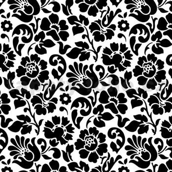 Samolepící tapety - květy Barock 45 cm x 15 m