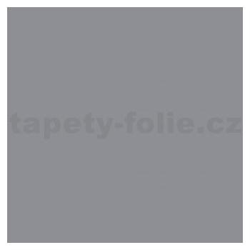 Samolepící tapety - šedá matná 90 cm x 2,1 m