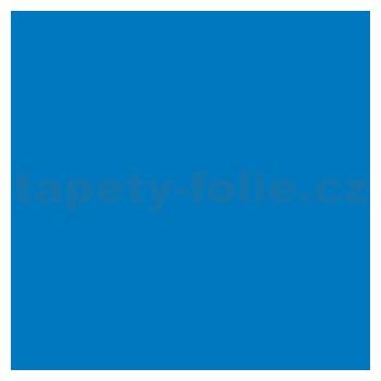 Samolepící tapety - modrá matná 67,5 cm x 2 m (cena za kus)