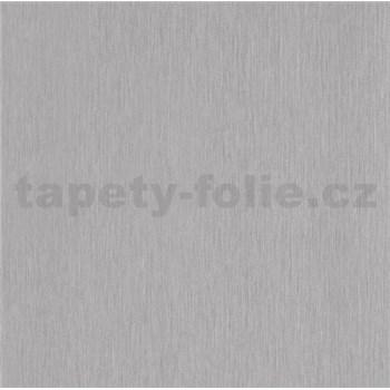 Samolepící tapety metalická šedá - 45 cm x 2 m (cena za kus)