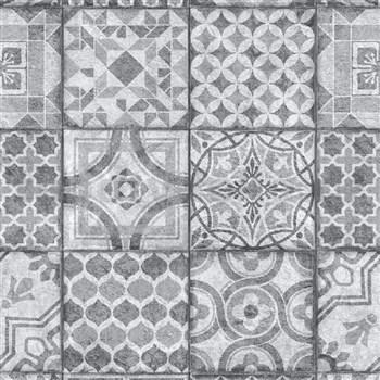 Samolepící folie d-c-fix Maroccan šedý - 67,5 cm x 1,5 m (cena za kus)