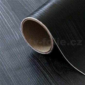 Samolepící folie d-c-fix Quadro black - 67,5 cm x 1,5 m