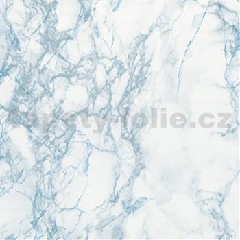 Samolepící folie d-c-fix Cortes modrý - 45 cm x 2 m (cena za kus)