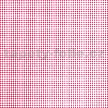 Samolepící folie d-c-fix káro červené - 45 cm x 2 m (cena za kus)