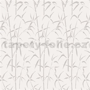 Samolepící tapeta transparentní bambus - 67,5 cm x 2 m (cena za kus)