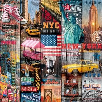 Samolepící folie d-c-fix Manhattan - 67,5 cm x 2 m (cena za kus)