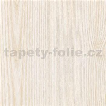 Samolepící tapety  - jasan bílý 90 cm x 15 m
