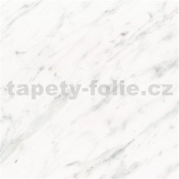 Samolepící tapety  - mramor Carrara šedá 90 cm x 15 m