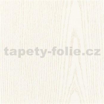 Samolepící tapety  - dřevo bledě béžové s tmavě zvýrazněnou kresbou dřeva 90 cm x 15 m