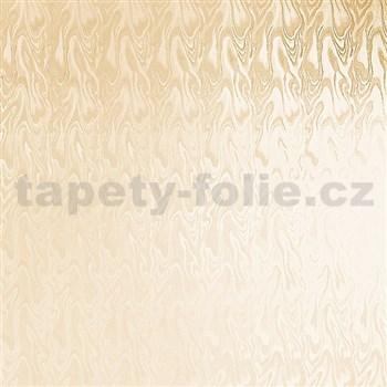 Samolepící folie  transparentní kouř-béžový 90 cm x 15 m