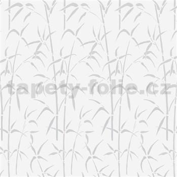 Samolepící tapety  transparentní bambus 67,5 cm x 15 m