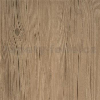 Vinylové samolepící podlahové čtverce Classic dub tmavý rozměr 30,5 cm x 30,5 cm