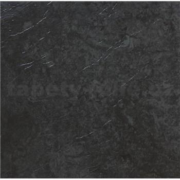 Vinylové samolepící podlahové čtverce Classic břidlice černá rozměr 30,5 cm x 30,5 cm