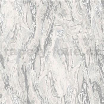 Vliesové tapety na zeď Nubia mramor šedý