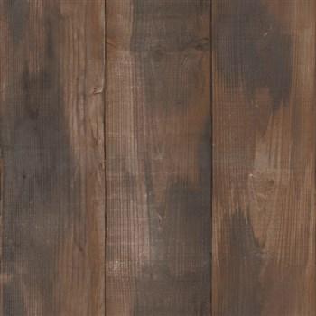 Vliesové tapety na zeď Nubia dřevo hnědé