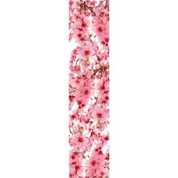 Samolepící dekorační pásy jabloňové květy rozměr 60 cm x 260 cm