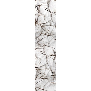 Samolepící dekorační pásy létající pampelišky rozměr 60 cm x 260 cm