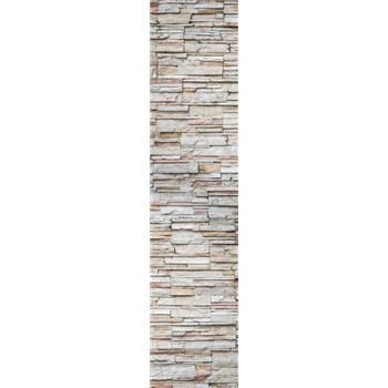 Samolepící dekorační pásy ukládaný kámen rozměr 60 cm x 260 cm