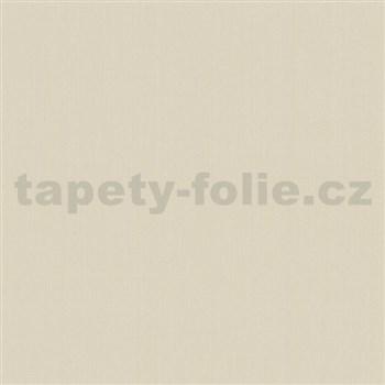 Tapety na zeď z kolekce Delight  - jednobarevná světle hnědá - SLEVA