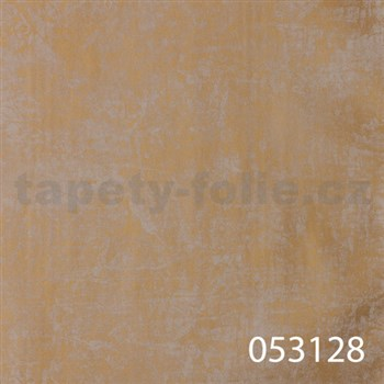 Vliesové tapety na zeď La Veneziana - zlaté s metalickým efektem