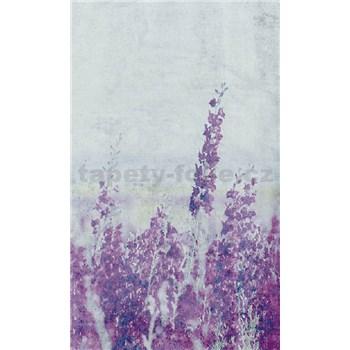 Vliesové fototapety luční květy rozměr 150 cm x 250 cm