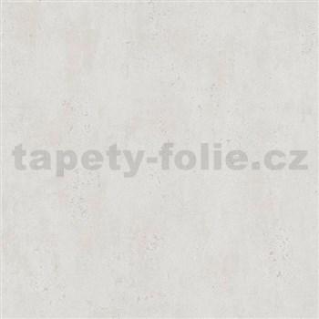 Vliesové tapety na zeď Ella beton krémový