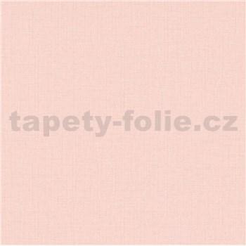 Vliesové tapety na zeď IMPOL Paradisio 2 textilní struktura růžová