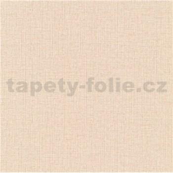 Vliesové tapety na zeď IMPOL Paradisio 2 textilní struktura hnědá
