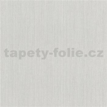 Vliesové tapety na zeď IMPOL Paradisio 2 jednobarevné žíhané šedé