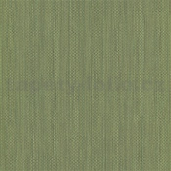 Vliesové tapety na zeď IMPOL Paradisio 2 jednobarevné žíhané zelené