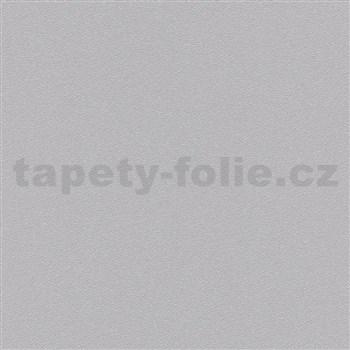 Vliesové tapety na zeď Graphics & Basics perleťově šedá struktura
