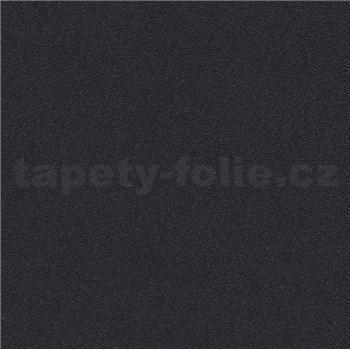 Vliesové tapety na zeď Graphics & Basics perleťově černá struktura