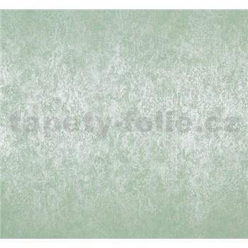 Vliesové tapety na zeď Estelle metalická zelená