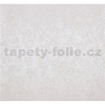 Vliesové tapety na zeď Estelle metalická krémová