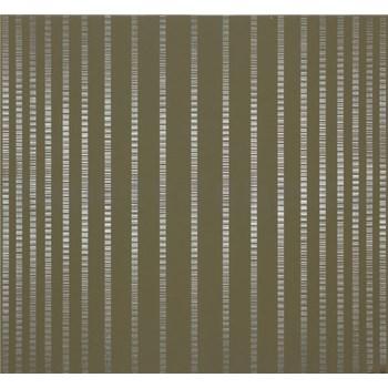 Vliesové tapety na zeď Estelle proužky olivově zelené
