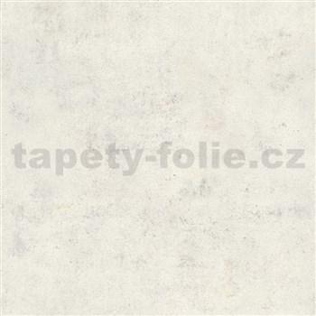 Vliesové tapety na zeď IMPOL Factory 4 beton krémově bílý
